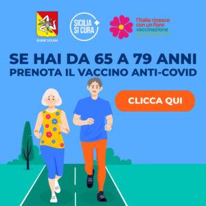 Vaccino dai 65 ai 79 anni